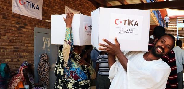 TİKA, Sudan'da İhtiyaç Sahiplerinin Yanında - 3