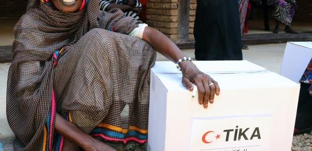 TİKA, Sudan'da İhtiyaç Sahiplerinin Yanında - 1