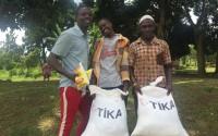 TİKA'dan Uganda'da Gıda Yardımı