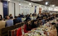 TİKA'dan Ukrayna'da İftar Programı