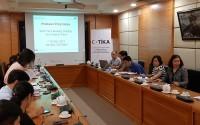 TİKA'dan Vietnam Genel İstatistik Ofisi'ne Eğitim Desteği