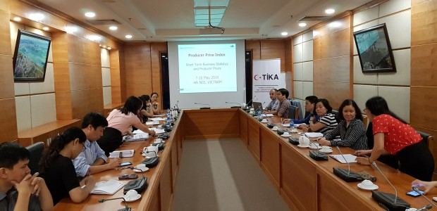 TİKA'dan Vietnam Genel İstatistik Ofisi'ne Eğitim Desteği - 2
