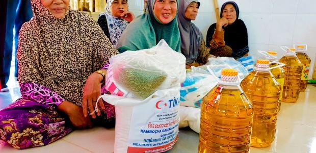 TİKA'dan Kamboçya'da Ramazan Programı - 4