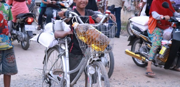 TİKA'dan Kamboçya'da Ramazan Programı - 10