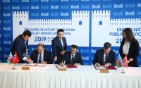E-Government Protocol Signed Between Turkey and Azerbaijan