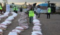 TİKA'dan Cibuti'ye 45 Ton Gıda Yardımı  - 1