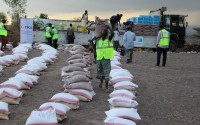 TİKA Provides 45 Tons of Food Aid to Djibouti