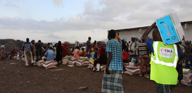 TİKA'dan Cibuti'ye 45 Ton Gıda Yardımı  - 2