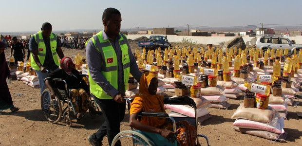 TİKA'dan Cibuti'ye 45 Ton Gıda Yardımı  - 3