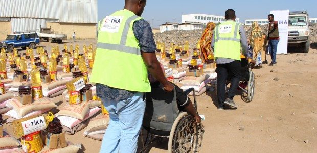 TİKA Provides 45 Tons of Food Aid to Djibouti - 4