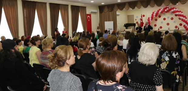 TİKA'dan Gürcistan'da Eğitime Destek - 2