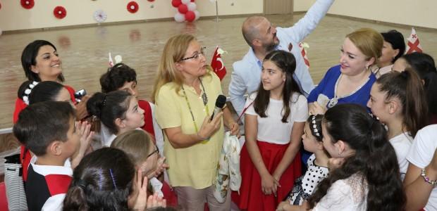TİKA'dan Gürcistan'da Eğitime Destek - 3