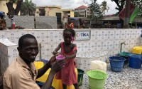 TİKA Provides Clean Drinking Water to Disabled Peoples and Orphans in Guinea