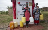 TİKA Provided Kenyans Access to Clean Water