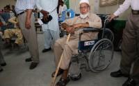 TİKA'dan Pakistanlı İhtiyaç Sahiplerine 200 Tekerlekli Sandalye