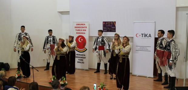 Romanya 'da Türk Dil Bayramı Kutlandı - 4