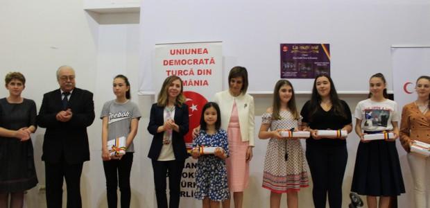 Romanya 'da Türk Dil Bayramı Kutlandı - 6