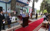 Emine Erdoğan Tacikistan'da Engelli Rehabilitasyon Merkezi'nin Açılışını Yaptı