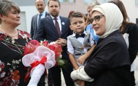 Emine Erdoğan Inaugurates TİKA Project in Bosnia Herzegovina