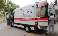 TİKA Provides Health Aid to North Macedonia