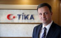 "TİKA Deputy President Serkan Kayalar: ""We Implemented Approximately 800 Projects in the First 6 Months of This Year."""