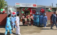 TİKA Provides Health Support to Tajikistan