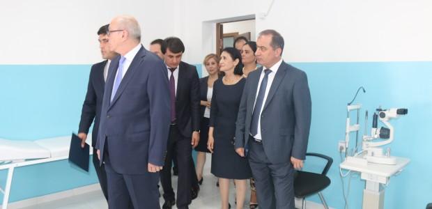 TİKA Provides Health Support to Tajikistan - 3