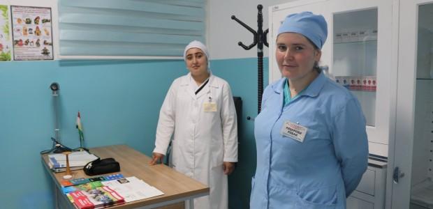 TİKA Provides Health Support to Tajikistan - 4
