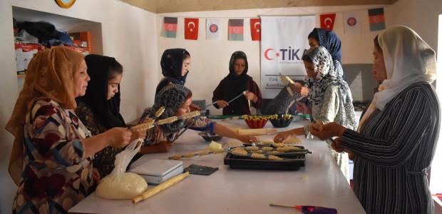 TİKA'dan Afganistan'da Kadınlara Meslek Eğitimi - 2