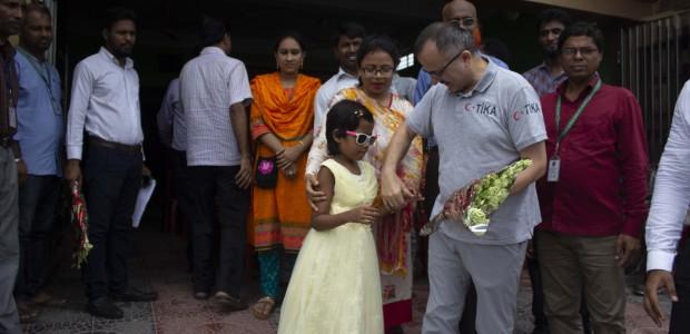 TİKA'dan Bangladeş'te Engellilere Destek  - 3