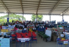 Turkey donated equipment to schools and health centers in the Colombian Catatumbo