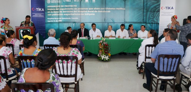 TİKA Provides Health Aid to Indigenous Mayans in Mexico - 3