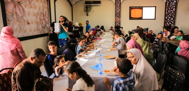 TİKA Distributes Meat to Disabled Individuals in Egypt on Eid al Adha - 6