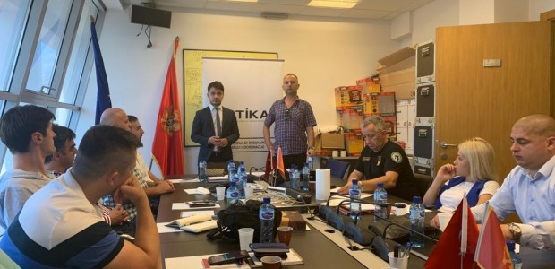 TİKA Provides Police and Security Training in 9 Countries - 4