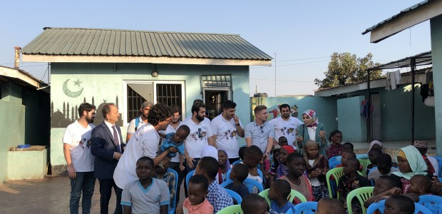 TİKA Volunteers Provide Support For Dental Care Services In Tanzania - 2