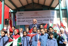 Minister of Culture and Tourism Mehmet Nuri Ersoy Visited Jordan