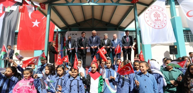 Minister of Culture and Tourism Mehmet Nuri Ersoy Visited Jordan - 7