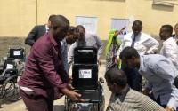 TİKA'dan Cibuti'de Engellilere Destek