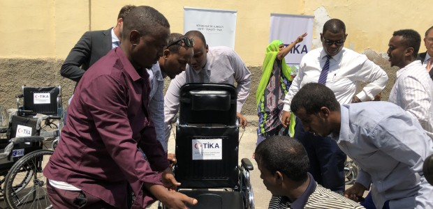TİKA Supports Disabled Persons in Djibouti - 1