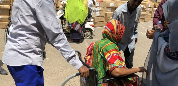 TİKA Supports Disabled Persons in Djibouti - 3
