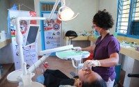 Turkish Dentists Put a Smile on the Faces of the Kenyan people with TİKA