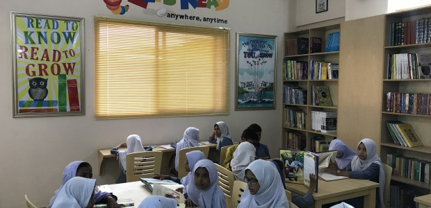 TİKA Opened a Children's Library with 5000 Books in Pakistan - 1