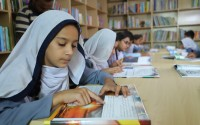 TİKA Opened a Children's Library with 5000 Books in Pakistan