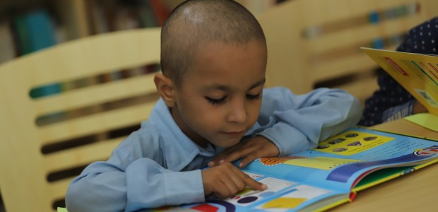 TİKA Opened a Children's Library with 5000 Books in Pakistan - 7