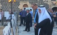 """انطلاق معرض صور لوثائق """"الخط الحجازي"""" في الأردن"""