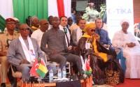 President of Guinea Alpha Conde Inaugurates TİKA Project