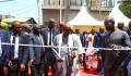 رئيس جمهورية غينيا يفتتح مشروع تيكا التركية في غينيا - 3