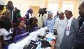 رئيس جمهورية غينيا يفتتح مشروع تيكا التركية في غينيا - 4