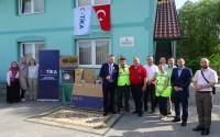 تيكا التركية تقدم معدات لثلاث مساجد في كرواتيا