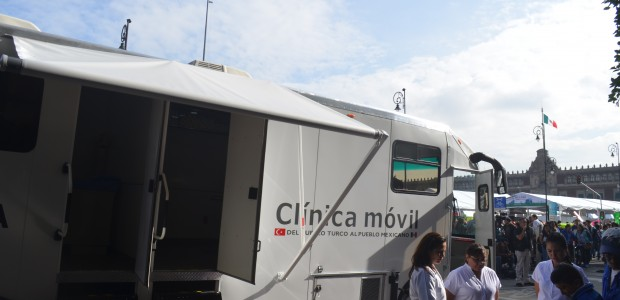 TİKA Reaches out to the Homeless in Mexico with Mobile Clinic - 2